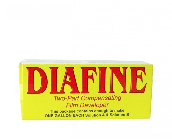 BKA Diafine powder film developer to make 2 gallons