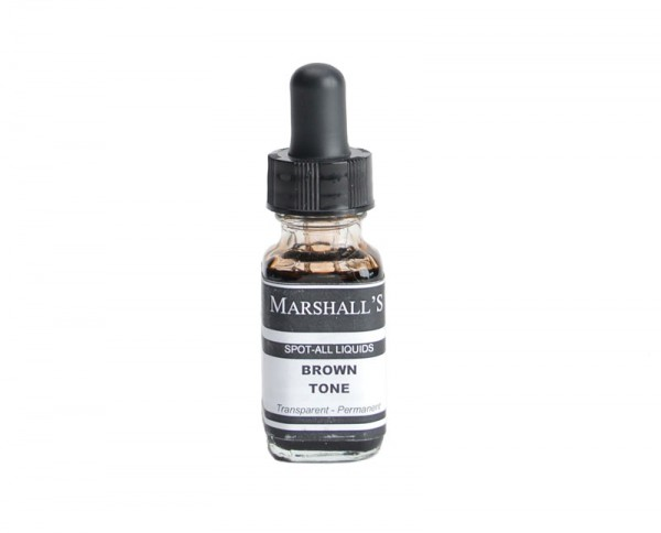 BKA Marshall spot-all retouch colour brown 15ml