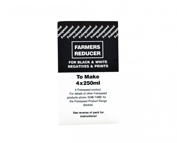 Fotospeed Farmers Reducer für 4x 250ml