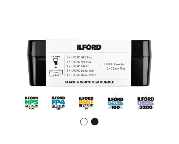 Ilford ULTIMATE film bundle