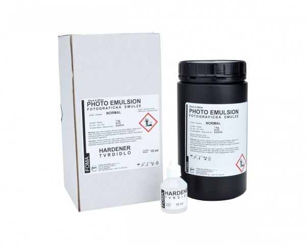 Foma photographic emulsion N 1kg