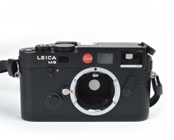 Leica M6 TTL camera body | refurbished incl. 12 months warranty