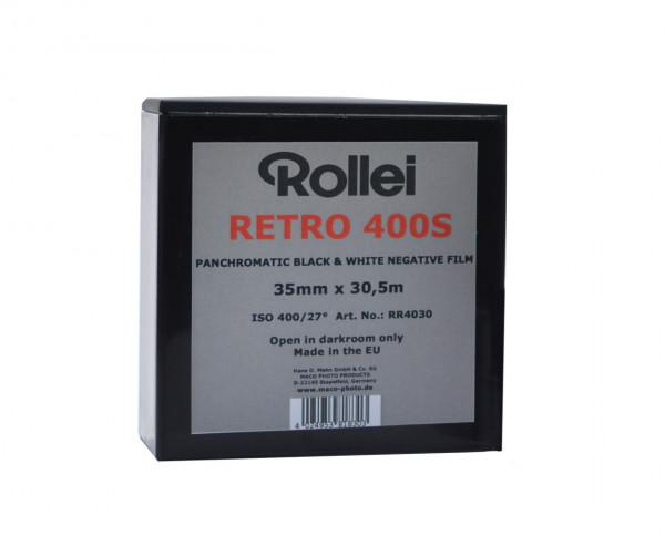 Rollei Retro 400S 35mm x 30.5m