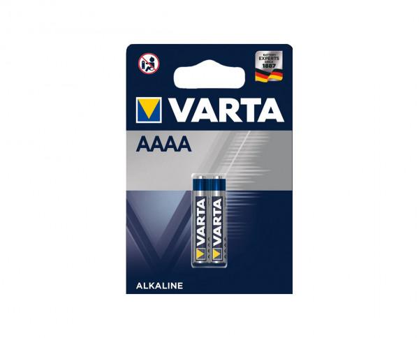 Varta AAAA Mini Batterie MX 2500 1,5V (2er Pack)