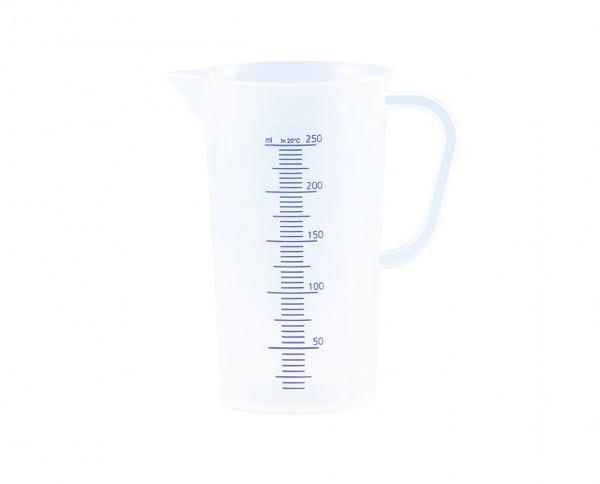 Vitlab Graduated beaker with handle 250ml
