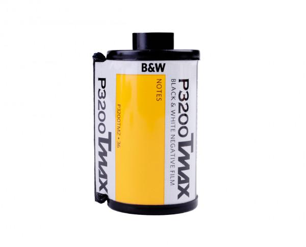 Kodak T-MAX P3200 35mm 36 exposures