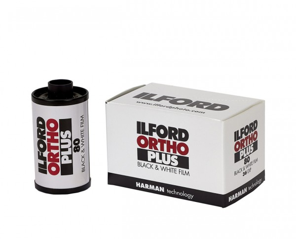 Ilford Ortho Plus 35mm 36 exposures