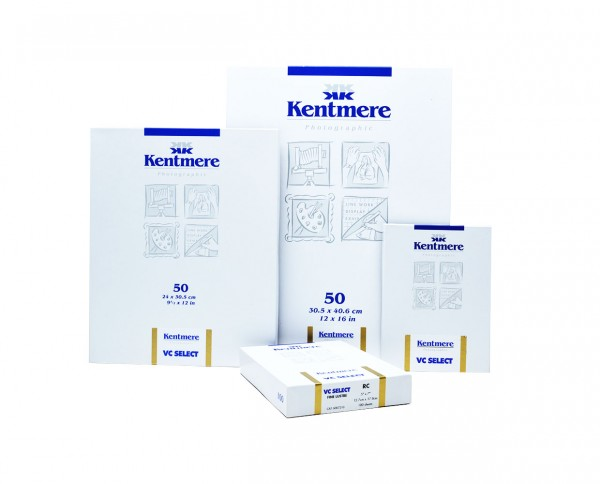 SALE   Kentmere VC Select PE-Paper Fine Lustre