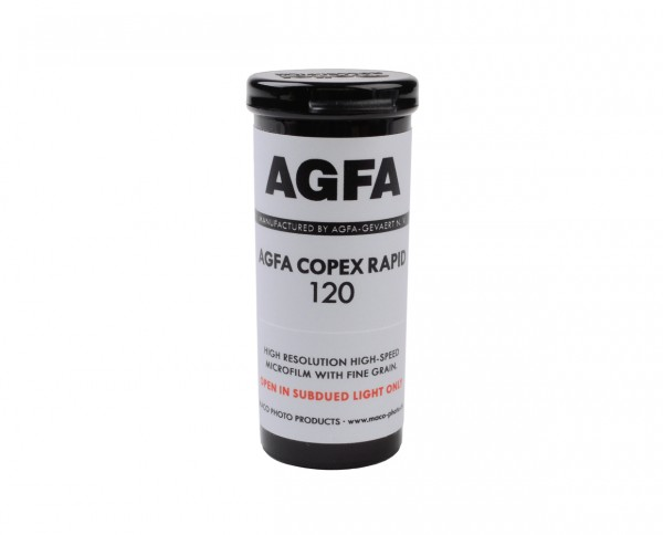 Agfa Copex Rapid roll film 120
