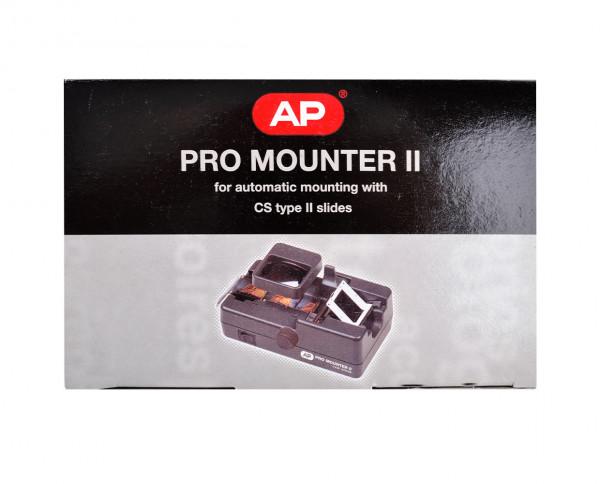 AP Pro Mounter II | Automatisches Diarahmungsgerät für CS II Rahmen