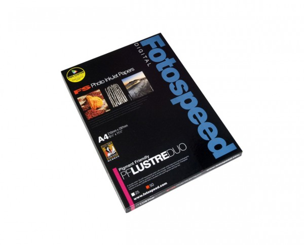 Fotospeed Pigment Friendly Lustre 190