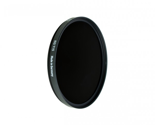 Heliopan infrared filter RG 715 diameter: 58mm (ES58)