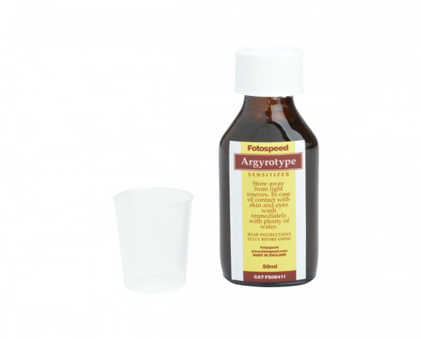 Fotospeed Argyrotype Sensitizer 50ml