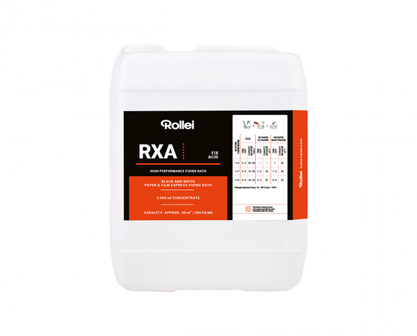 Rollei RXA Fix Acid 5l