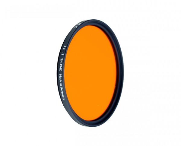 Heliopan black and white filter orange 22 diameter: 55mm (ES55) SH-PMC
