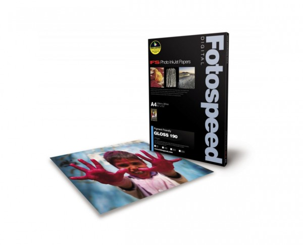 Fotospeed Pigment Friendly Gloss 190