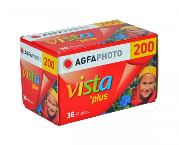 AgfaPHOTO Vista 200 35mm 36 exposures