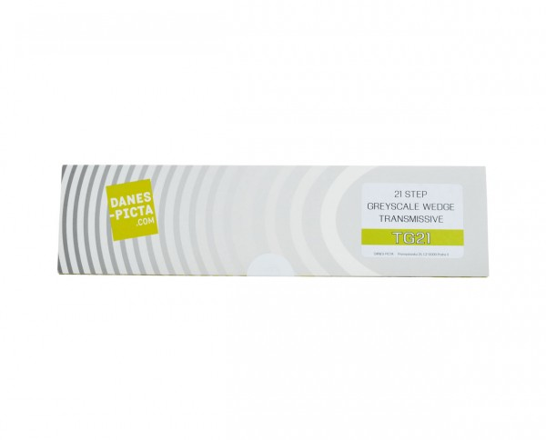 Danes-Picta Graustufenkeil Transparent 15x145mm