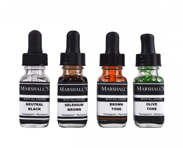BKA Marshall Spot-all Kit Retuschierfarben 4x 15ml