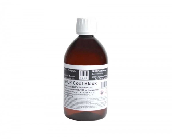 Spur Cool black paper developer 500ml