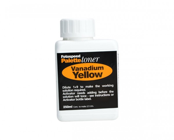 Fotospeed Vanadium Yellow Toner 250ml