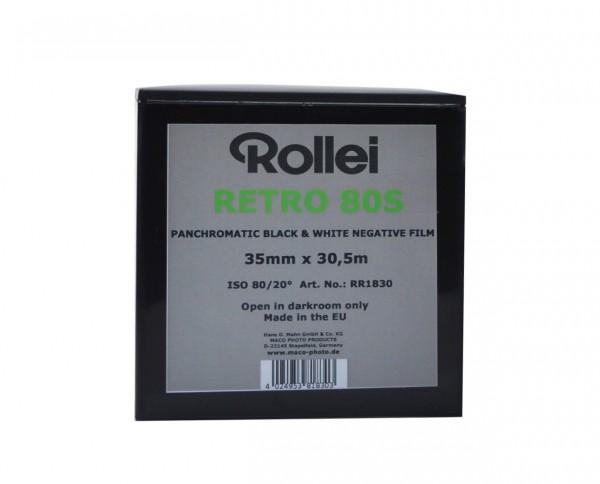 Rollei Retro 80S 35mm x 30.5m