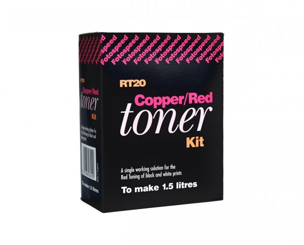 Fotospeed Copper/ Red Toner 2x 150ml