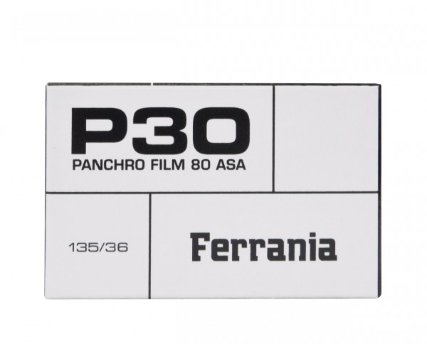 Ferrania P30 35mm 36 exposures
