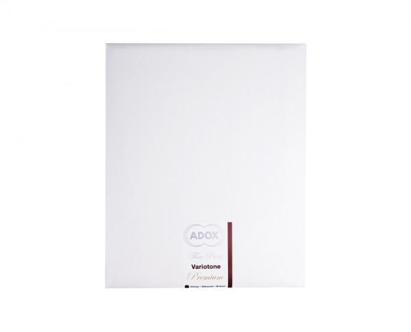 "SALE | Adox Variotone Premium FB glänzend 30,5x40,6cm (12x16"") 25 Blatt"