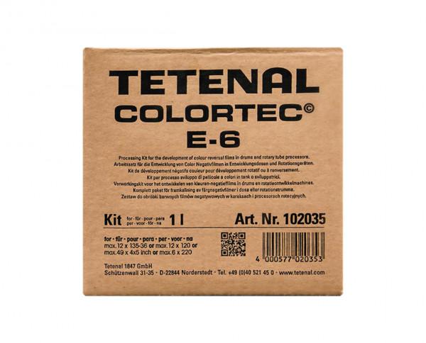 Tetenal Colortec© E-6 Kit für 1L