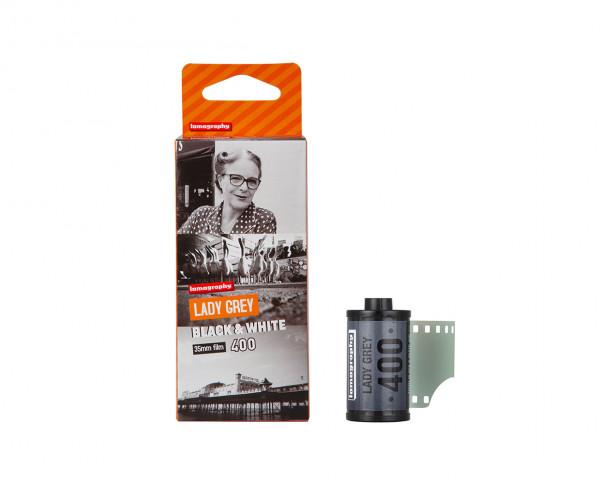 Lomography Lady Grey B&W 400 135-36 3er-Pack