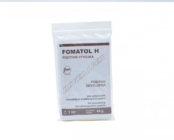 Foma Fomatol H positive developer for 1l